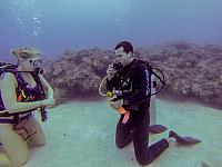 Open Water Dive Training